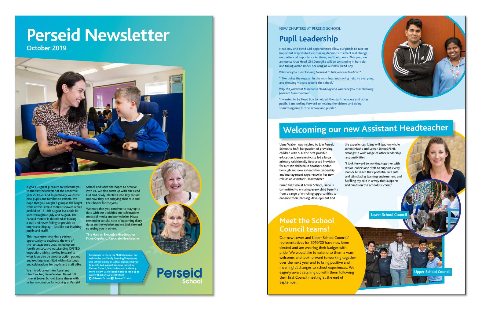 Perseid School Newsletter